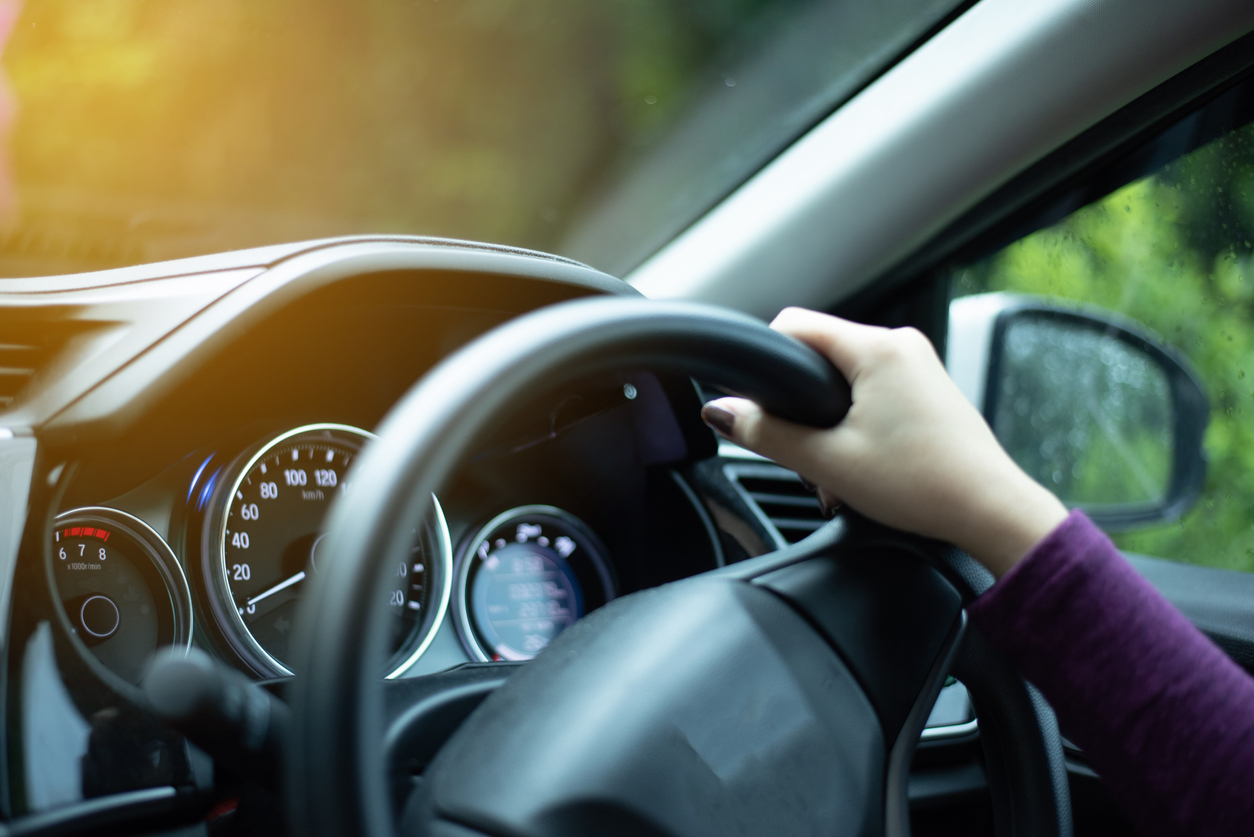 Top 3 tips for easing back into driving