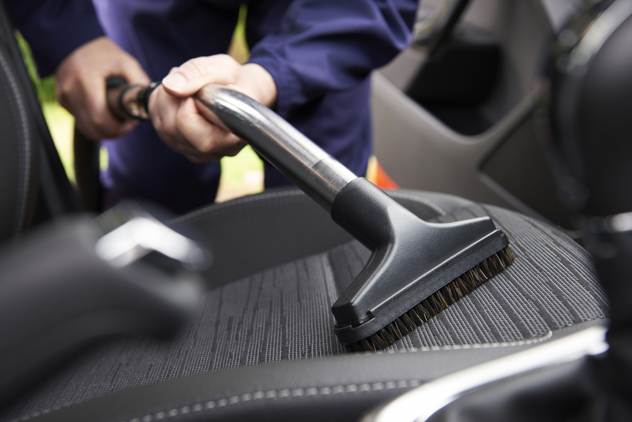 Interior Car Cleaning Tips